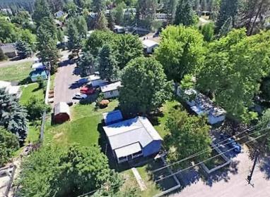 7 Unit Mobile Home Park in Vinegar Flats                       Sale: $265,000