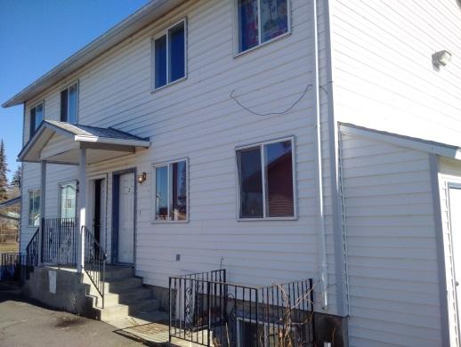 3 Unit Apartment in East Spokane   Sale: $141,000