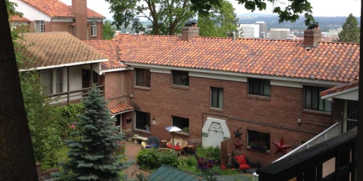 11 Unit Apartment on South Hill  Sale: $975,000
