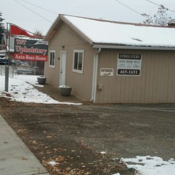 Industrial Shop in North Spokane  Sale: $120,000