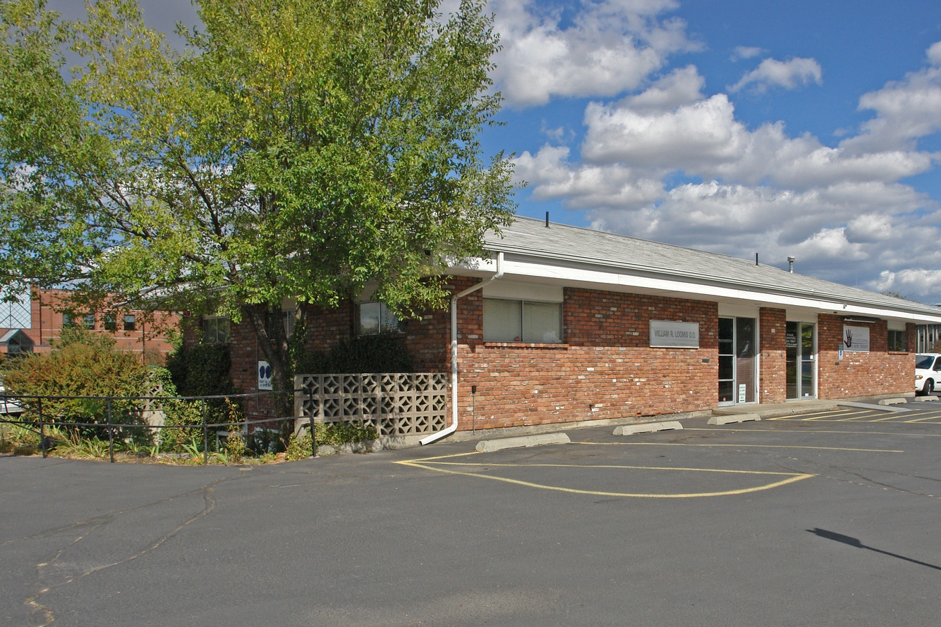 Medical/Office Space in North Spokane  Sale: $260,000