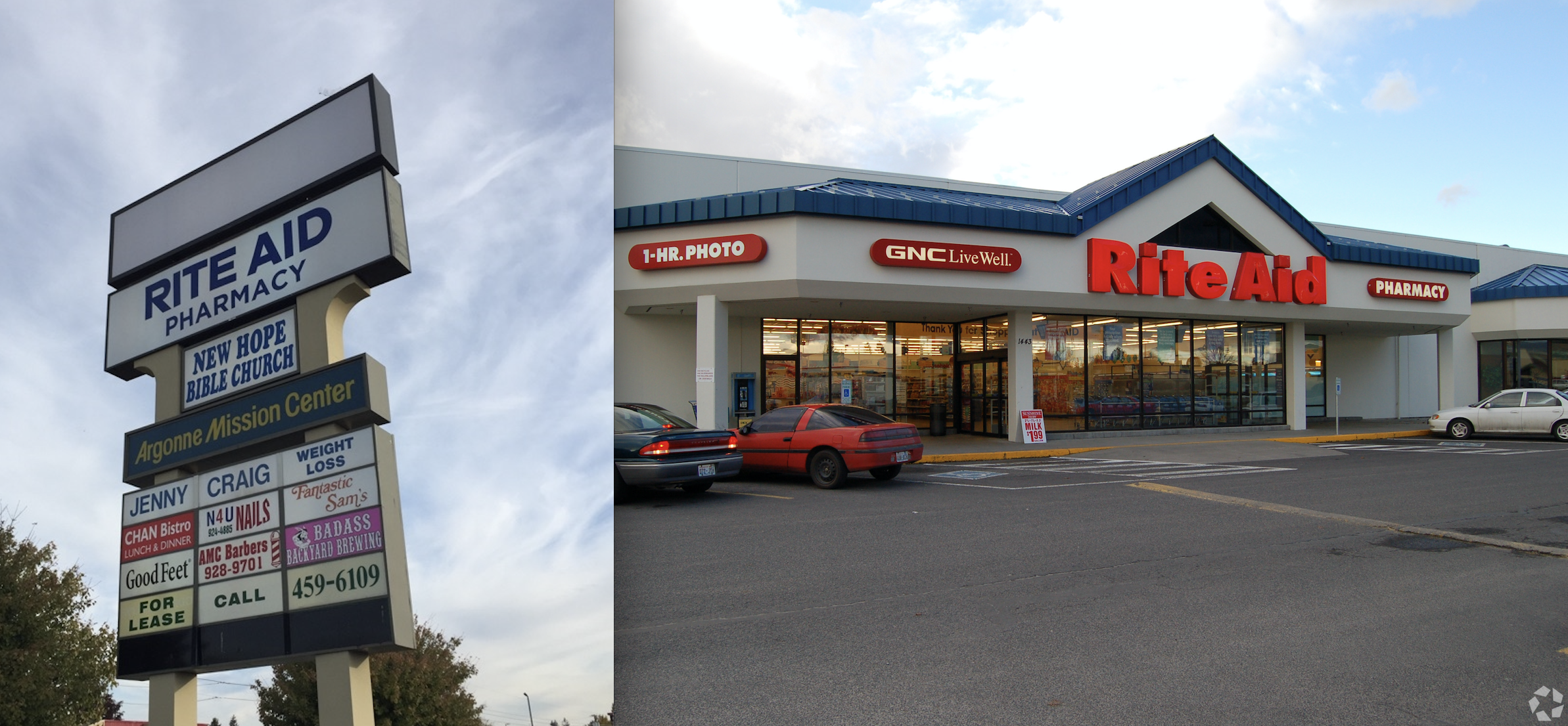Multi-Tenant Retail Shopping Center  Sale: $6,250,000
