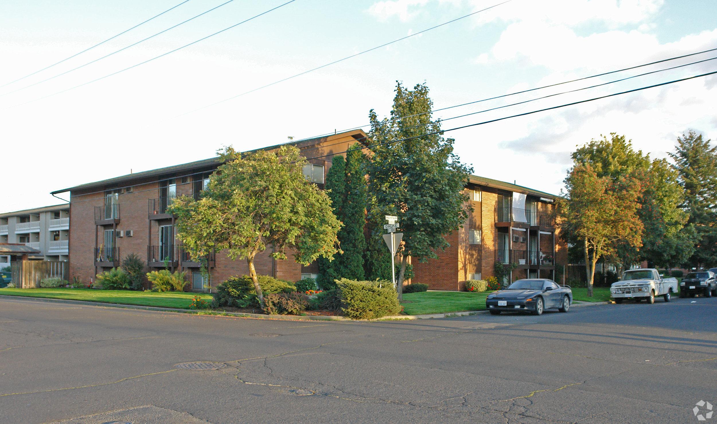 15 Unit Apartment in North Spokane  Sale: $775,000