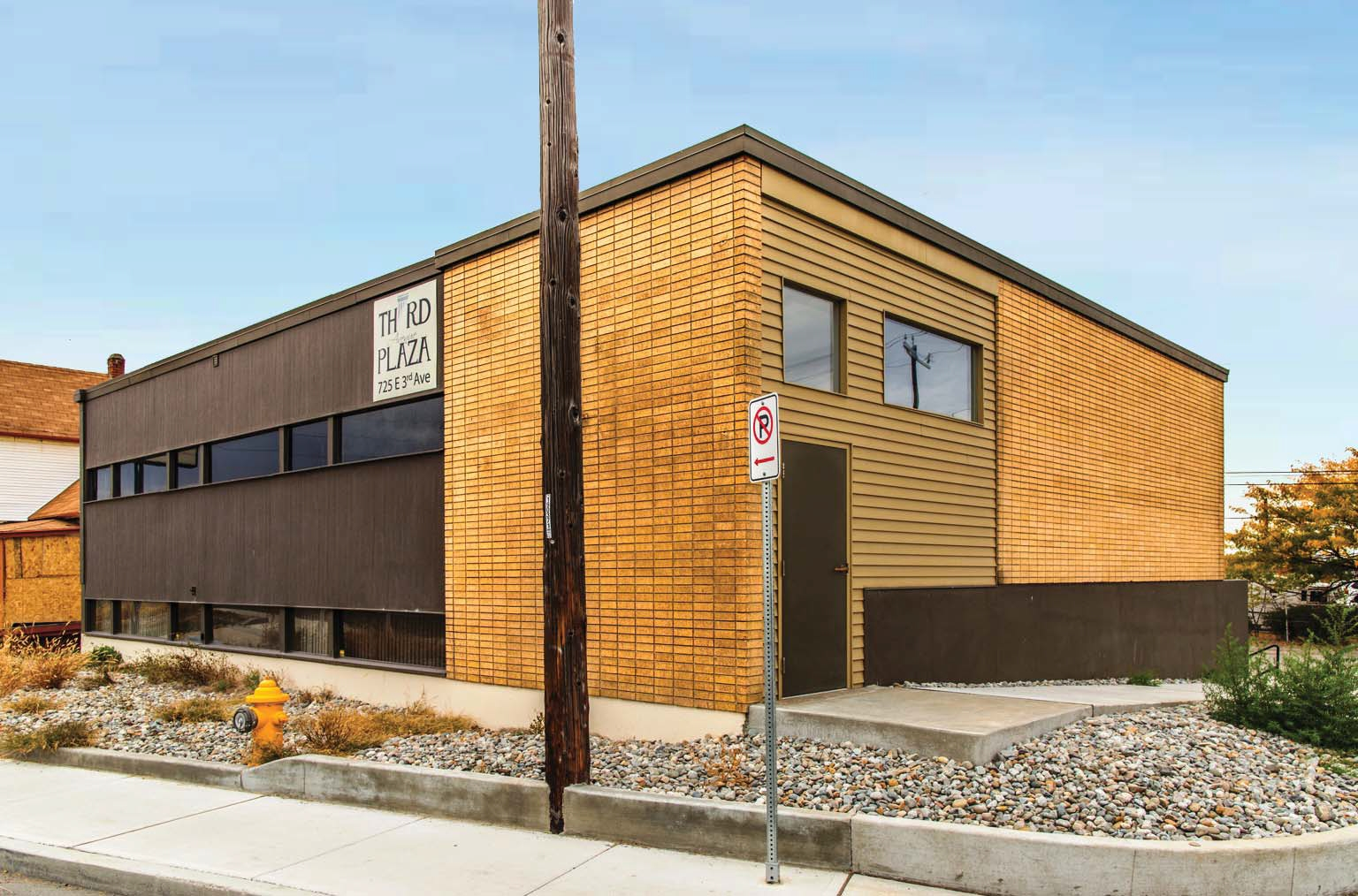 4,000 SF Office Lease Downtown Periphery