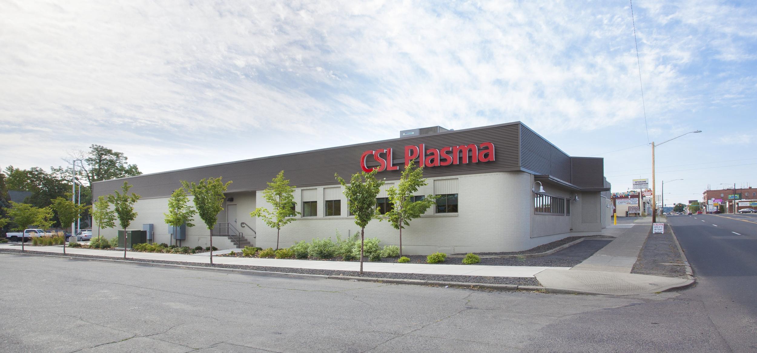 Single Tenant NNN Leased Property in North Spokane  Sale: $2,000,000