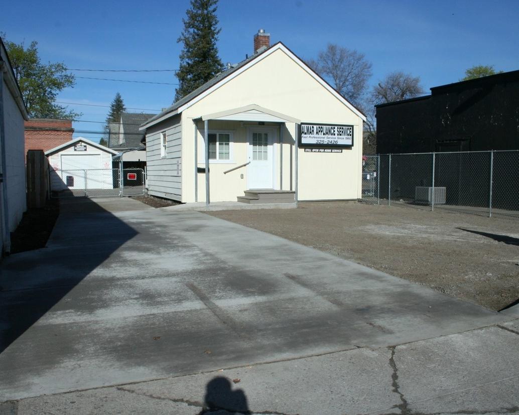 House in North Spokane  Sale: $68,000