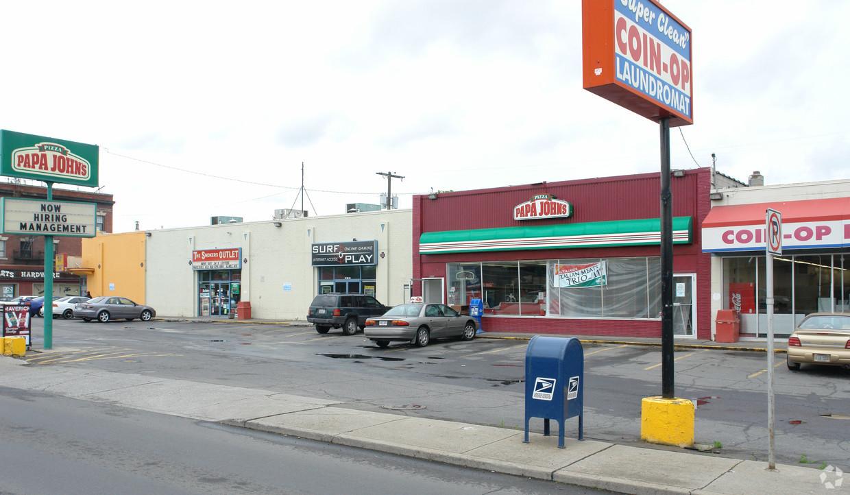 2,500 SF Restaurant Lease near Downtown Spokane