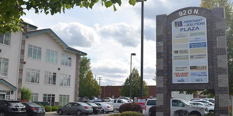 1,650 SF Office Lease in Spokane Valley