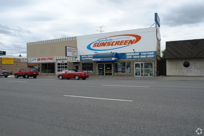 5,500 SF Retail Lease in North Spokane
