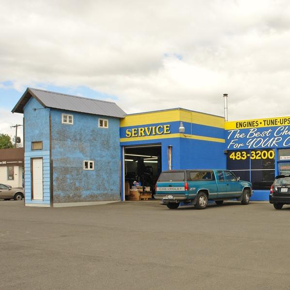 Auto Shop in North Spokane  Sale: $265,000