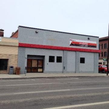 Retail Building Downtown Spokane  Sale: $210,000