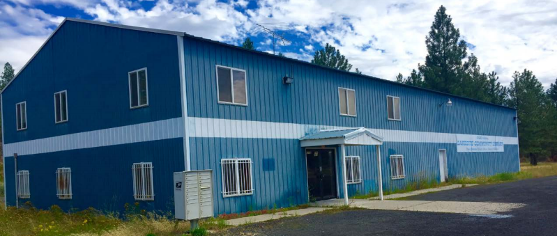 Mixed Use Industrial Property in Nine Mile Falls  Sale: $235,000
