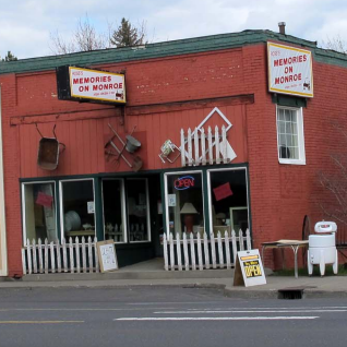 Investment Property in N Spokane  Sale: $185,000
