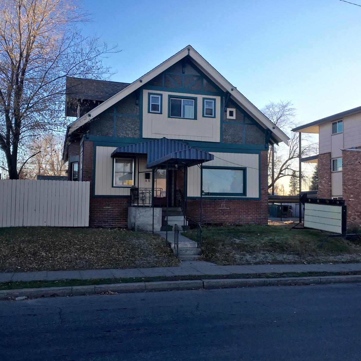 Duplex in North Spokane      Sale: $148,850