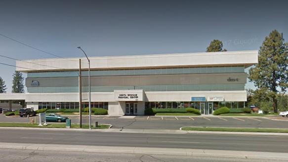 1,000 SF Office Lease in North Spokane Financial Center