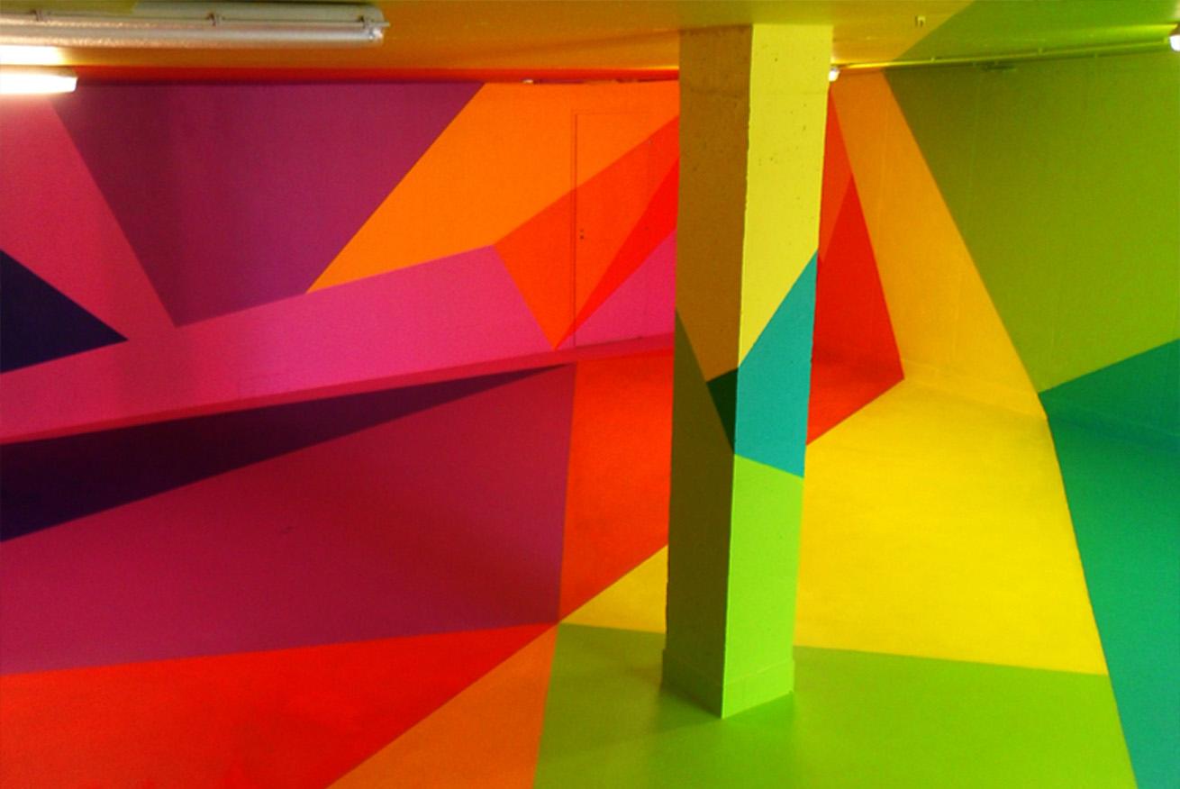pop.jpgTűzfalfestés Reklámfestés Dekorációsfestés Homlokzati feliratfestés Címfestés Fotórealisztikus falfestés Falfestmények, Tűzfalfestmények 3D földfestés Speciális festések