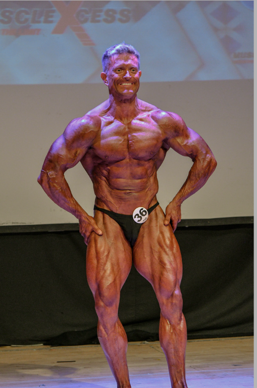 Showing impressive detail as well as muscularity. PHOTO: Bill Cullen