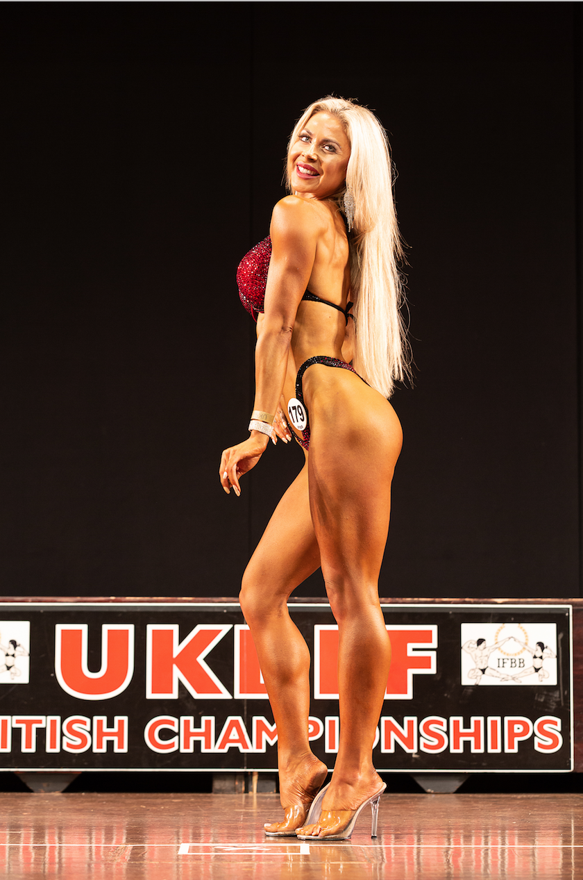 Lisa-Marie Graham will be hoping to build on her success in bikini fitness at this month's UKBFF British Championships.