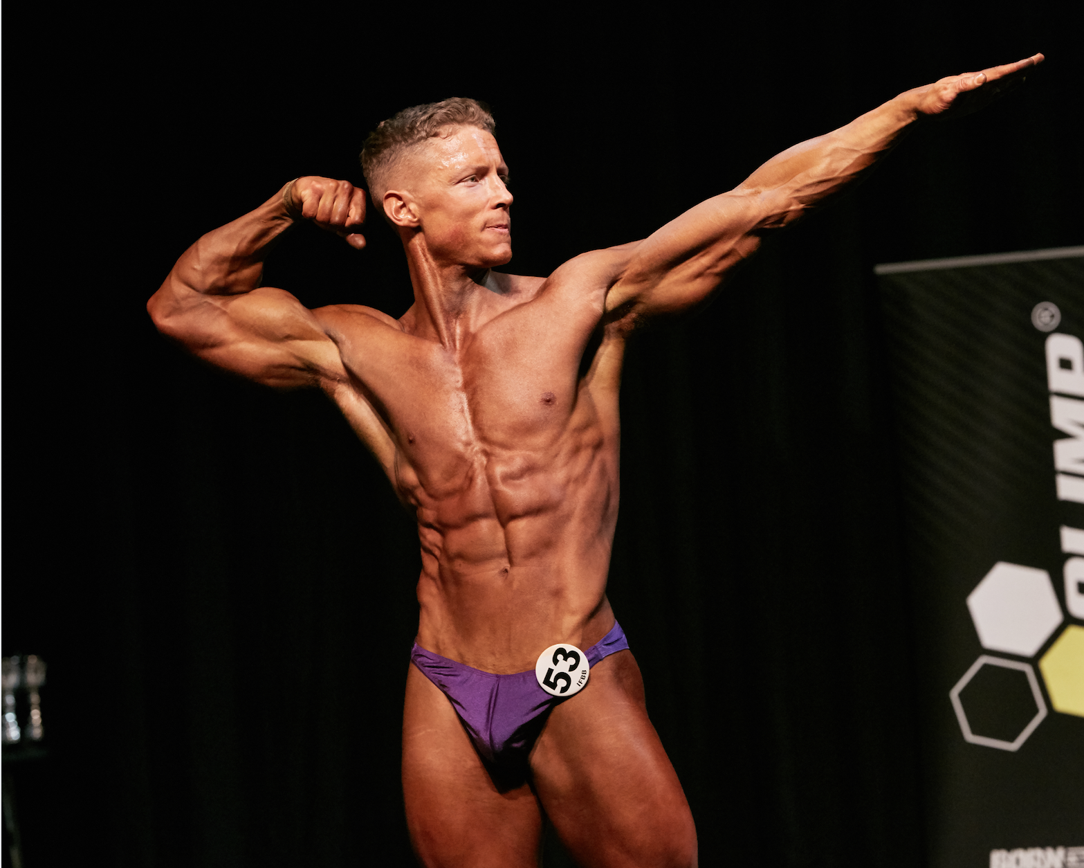 Britain's James Price, pictured here at the UK Nationals in April. Photo by Christopher Bailey
