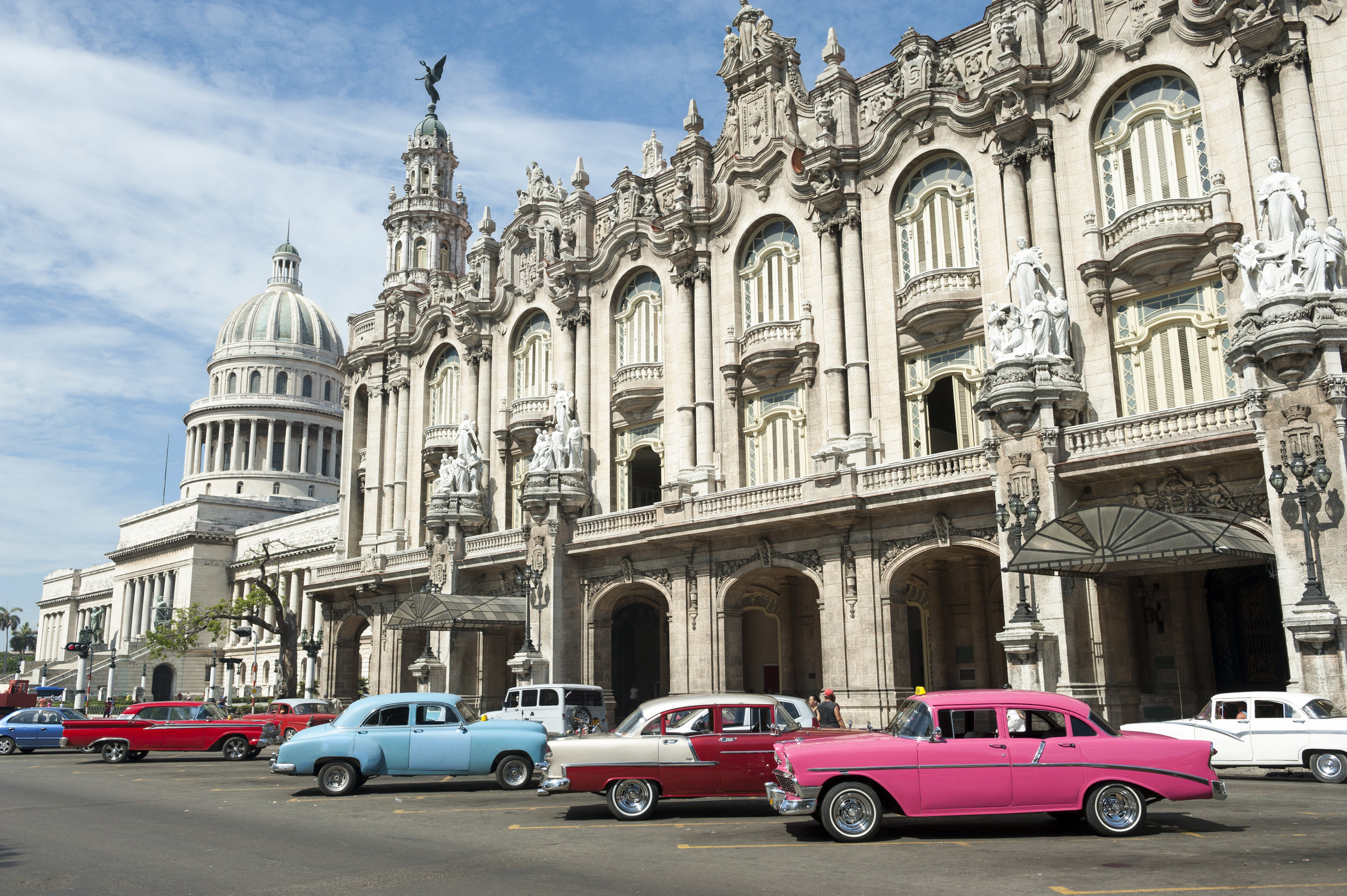 Havana is an exciting and very sophisticated city. The soul and cultural centre of the country. Exciting nightlife and a varied cultural offer