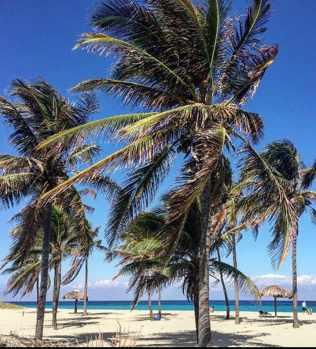 Cuba has Incredible white sand beaches