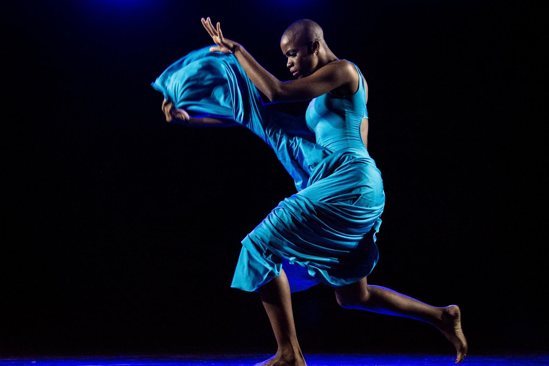 Cuban classical and modern ballet
