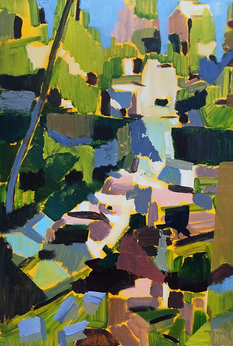 student work, david andree, 22 toby vandiver, masknig suite 2, 2016, oil on cradled panel, 15x22.jpg