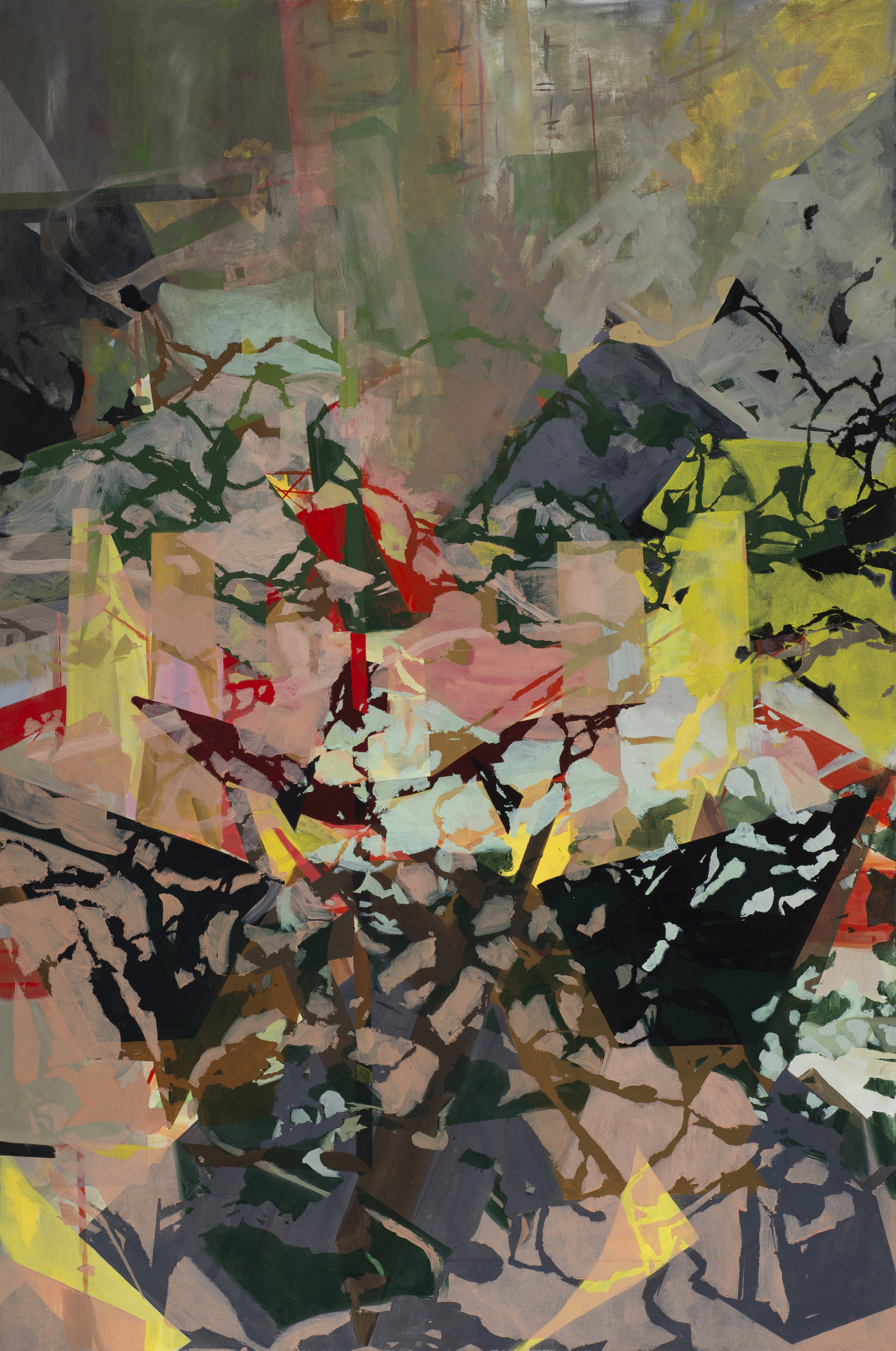 student work, david andree, student work, angela korbe, perception into abstraction, stage 7, 2017, oil on canvas, 48x72in.jpg