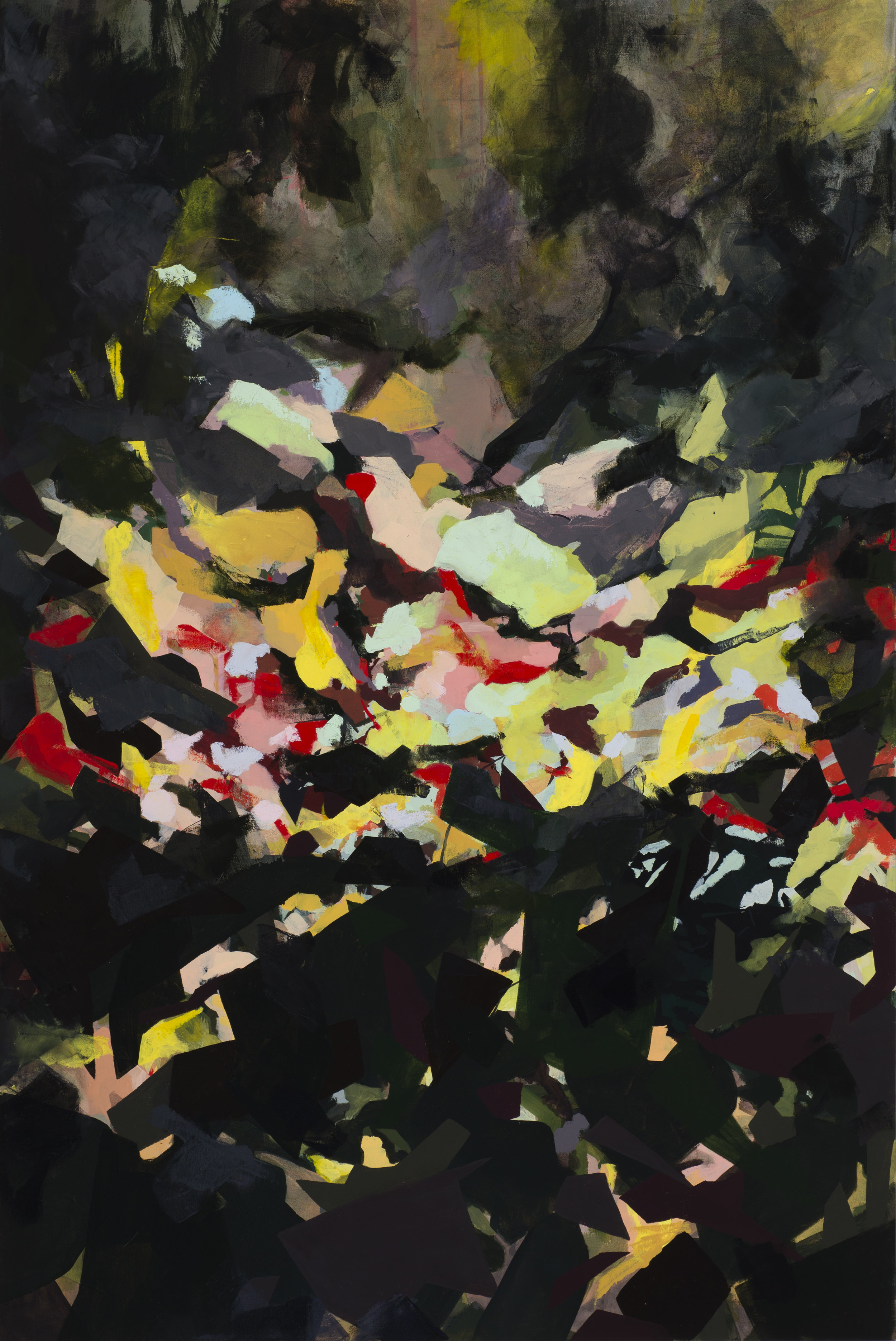 student work, david andree, student work, angela korbe, perception into abstraction, stage 8, 2017, oil on canvas, 48x72in.jpg