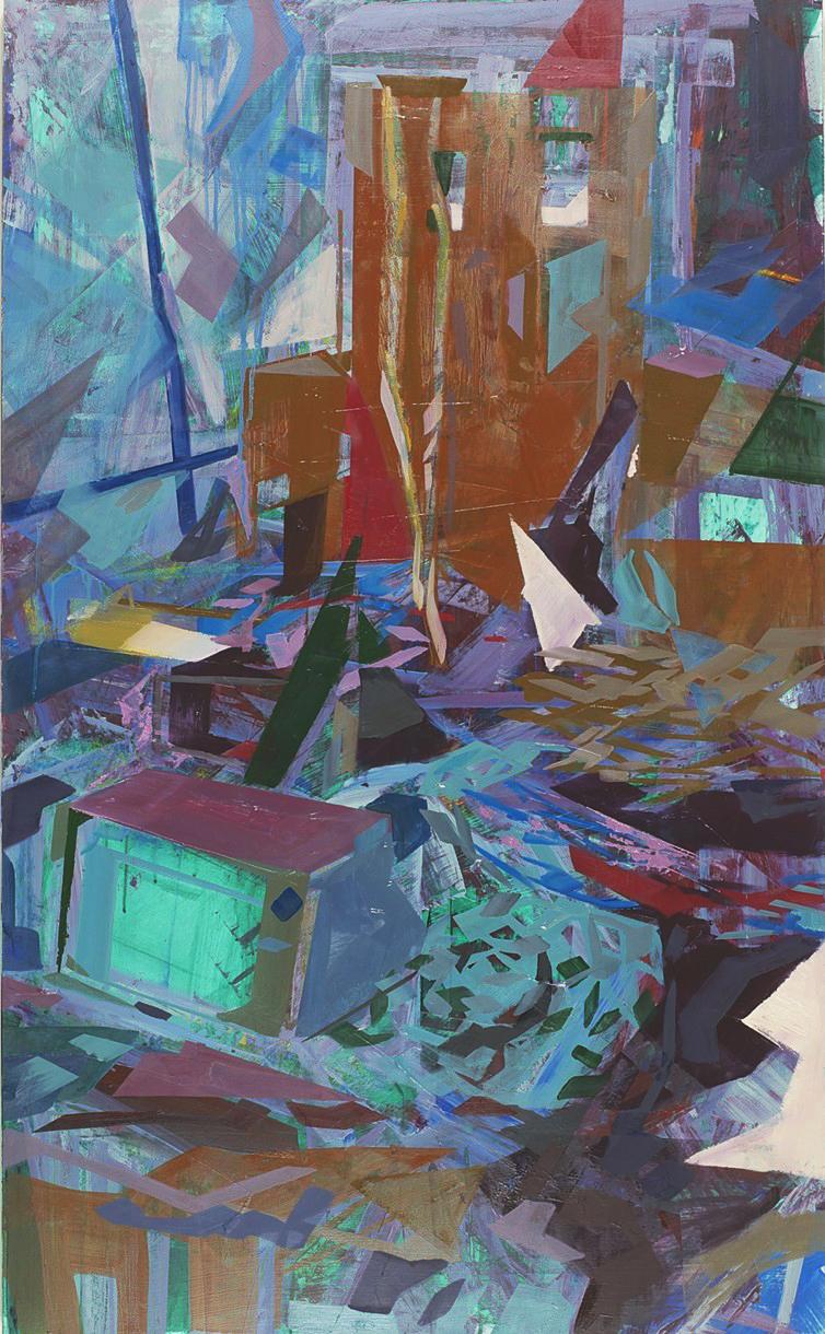 Travis Keller Perception into Abstraction .jpg