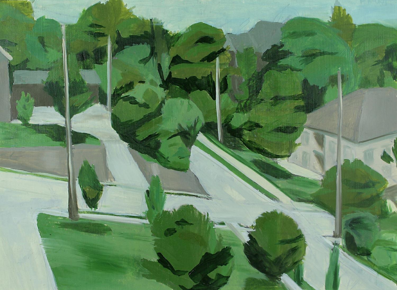 Mikayla Hoffman, Landscape painting.jpg