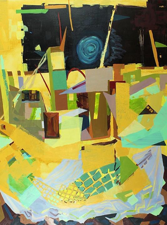 Jodi Foutch , Perception into abstraction .jpg