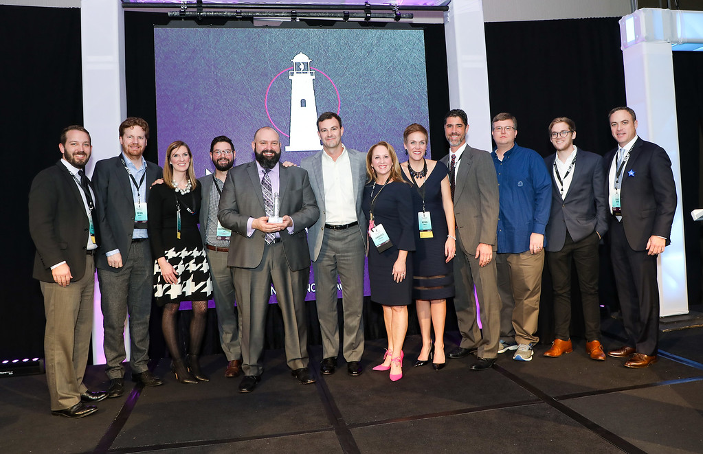 Recipients of the 2018 NC-TECH Awards Top 10 Startups to Watch (Ken A. Huth 2018)
