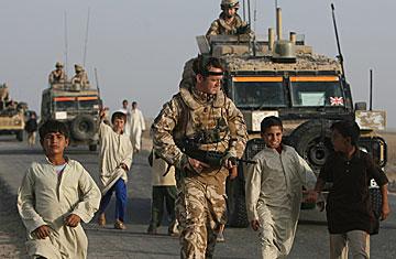 a new twist in iraq's shiite power struggle - Time Magazine, November 16, 2008