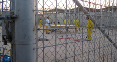 in the waterfront: the us prison for iraq's worst - Time Magazine, March 15, 2009