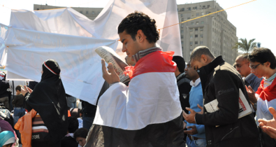 cairo masses reassert their revolution's demand - Time Magazine, February 18, 2011