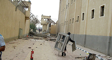 did prison breakout reveal a plan to sow chaos in egypt? - Time Magazine, March 16, 2011