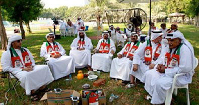 activists pay a price for trying to force change in the emirates - Time Magazine, October 11, 2011