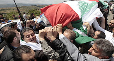 A SPASM OF VIOLENCE: HOW LEBANON IS THREATENED BY SYRIA'S REBELLION - Time Magazine, May 21, 2012