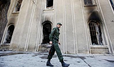 syria's revolt: how graffiti stirred an uprising - Time Magazine, March 22, 2011