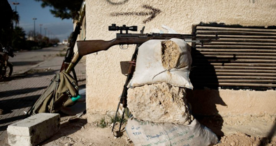 confessions of a sniper: a rebel gunman in aleppo and his conscience - Time Magazine, December 4, 2012