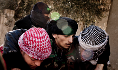 syria's agony: the photographs that moved them most - Time Magazine, December 10, 2012