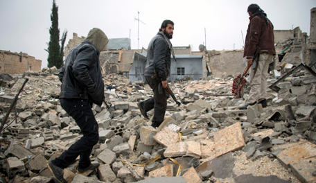 in Syria, what's left behind? - The New Yorker, December 30, 2012
