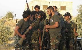 in syria, the rebels have begun to fight among themselves - Time Magazine, March 26, 2013