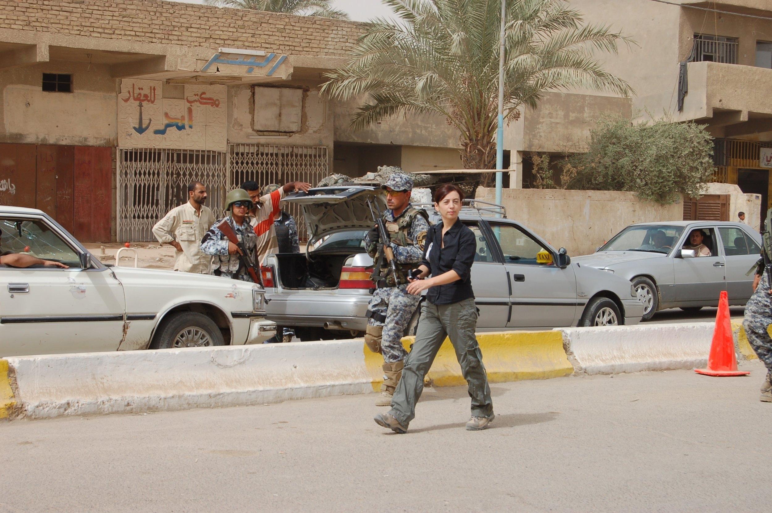 Baghdad, Iraq 2008