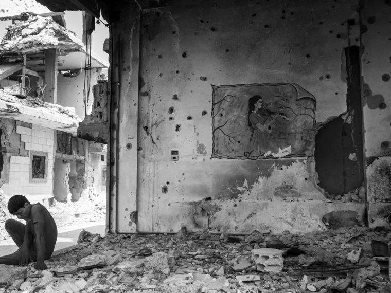 War in Syria: Stories of Survival and Hope - National Geographic Book Talk