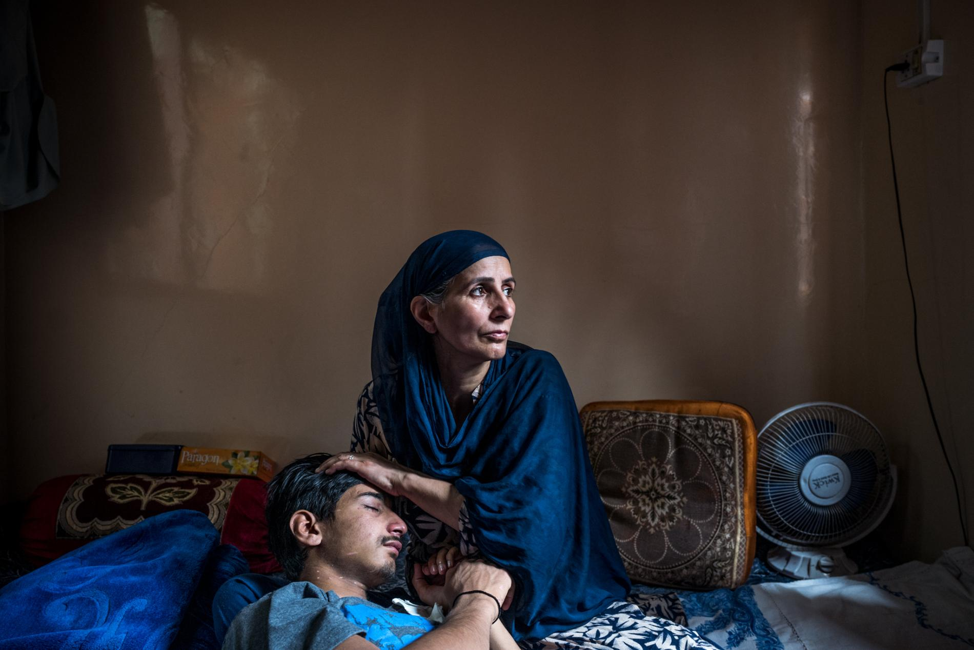 In kashmir, deep wounds, rising anger - National Geographic Magazine, June 5, 2018