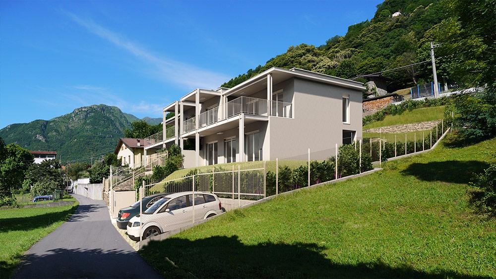 Residence Gorgotto, Gravedona ed Uniti (CO) 001