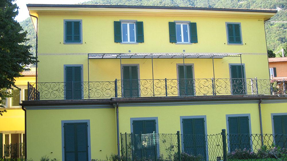 Villa Dei Tigli, Lenno (Co)  001