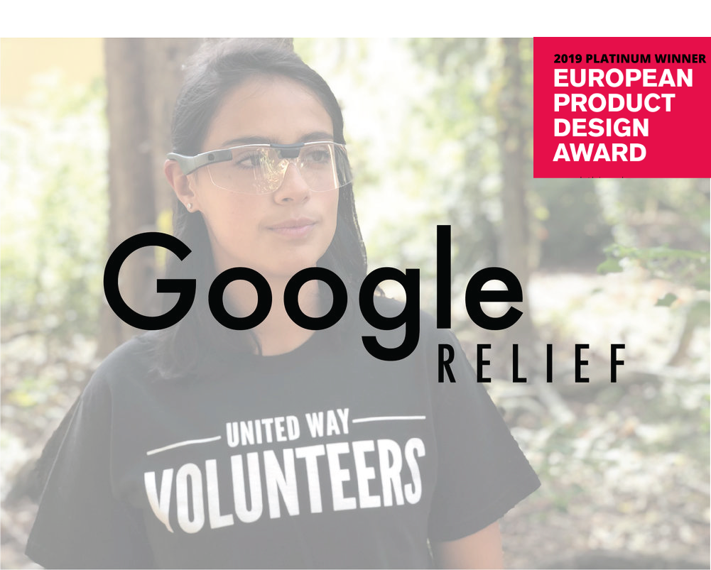 Implementation of  Google Glass  to help streamline data collection of damages from natural disasters and elevate volunteer skill sets to improve relief efforts.    Learn More →
